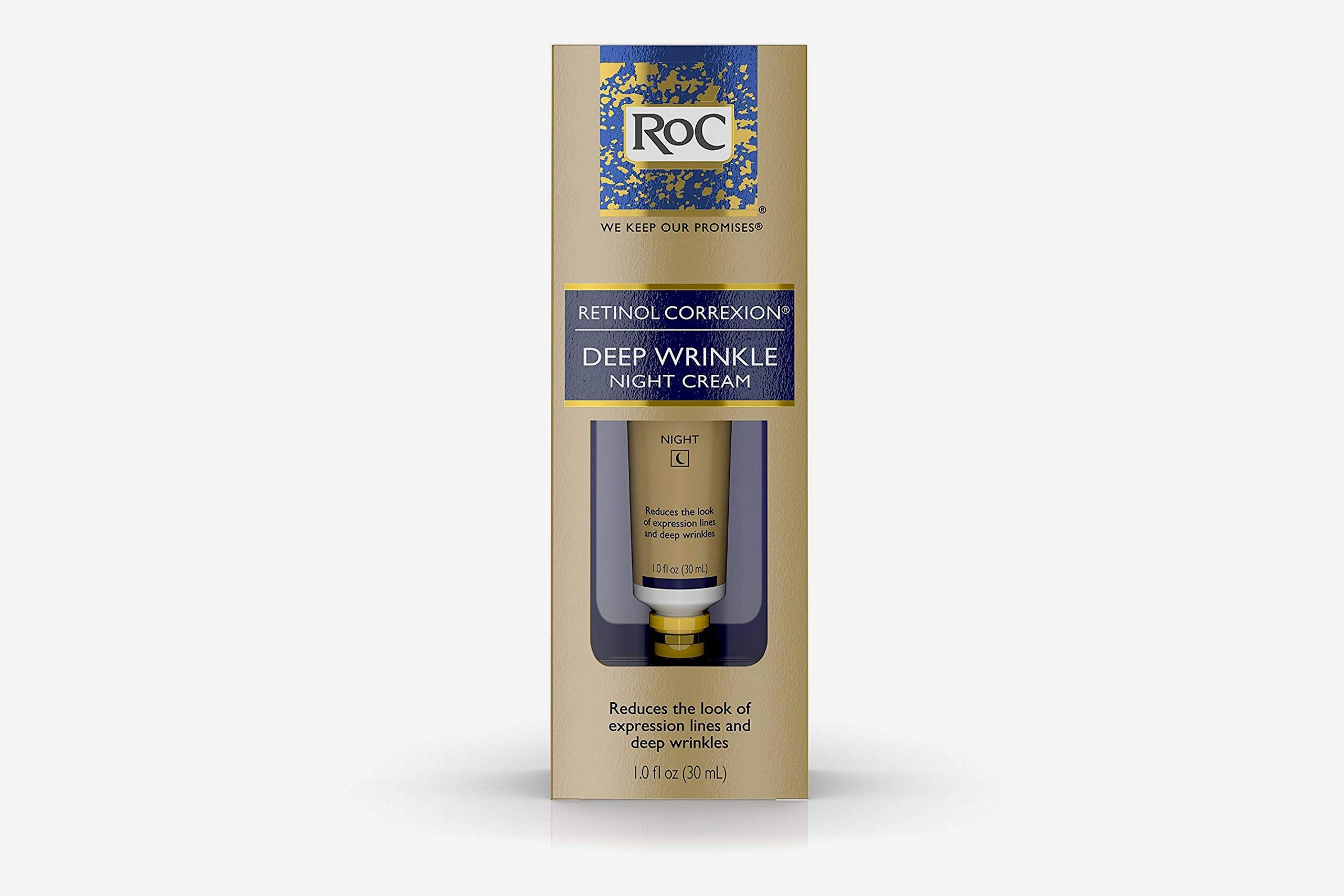 RoC Retinol Correction Deep Wrinkle Night Cream