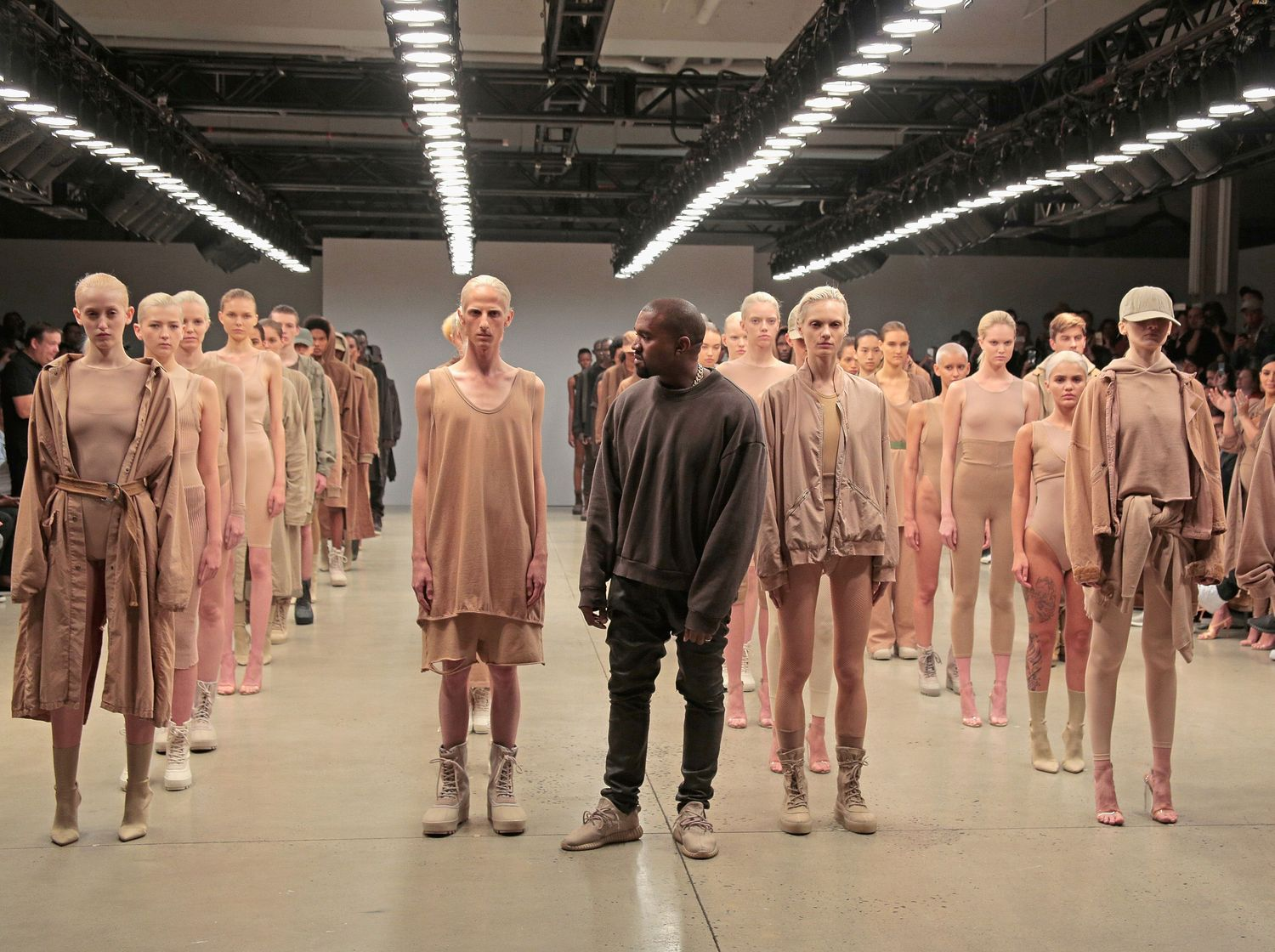 0cc9bb358c673 Kanye West Is Fooling the Fashion World -- The Cut