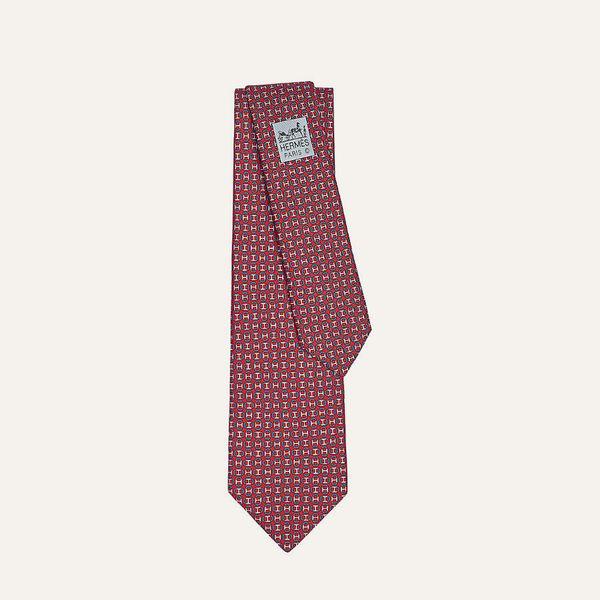 Hermès Tie 7 H Maillon tie