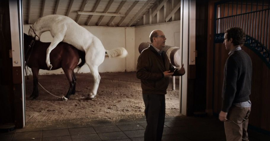 How Silicon Valleys Horse-Sex Scene Came Together