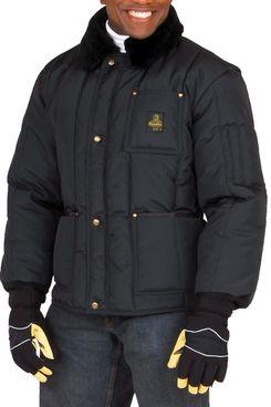 RefrigiWear Men's Iron-Tuff Polar Jacket