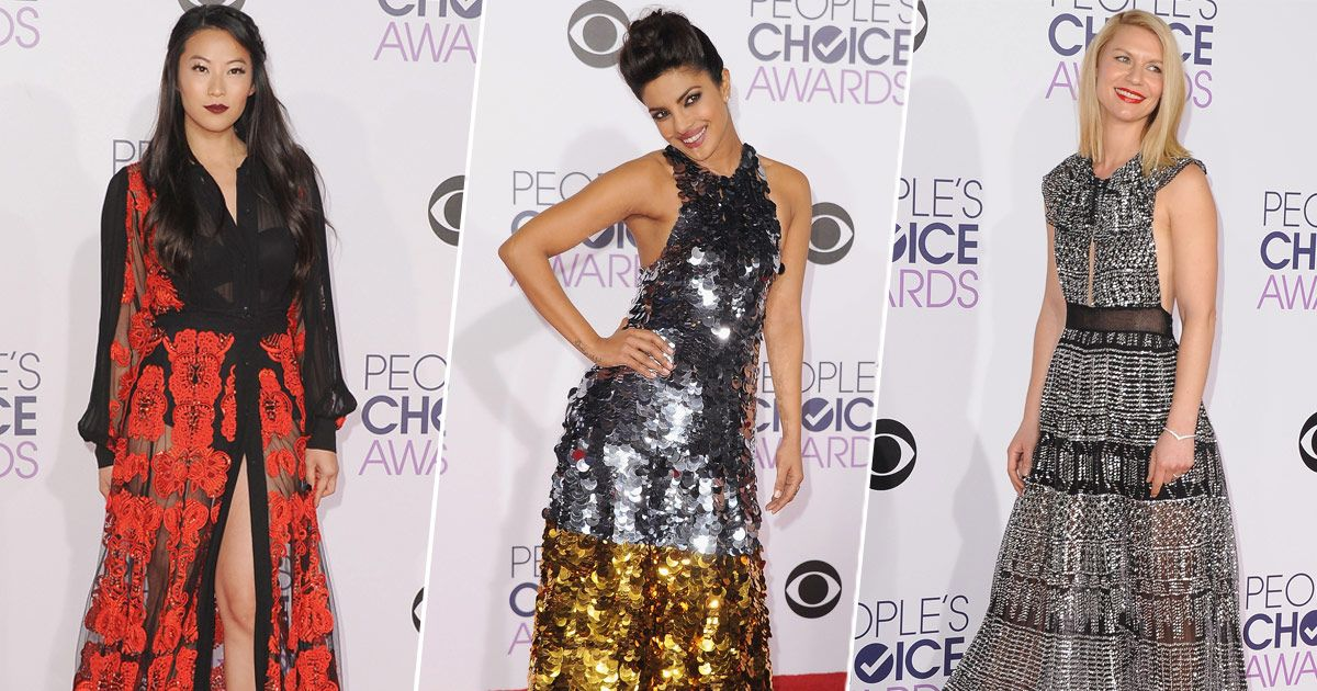 See the Best Looks From the People's Choice Awards