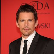 NEW YORK, NY - JUNE 03:  Ethan Hawke attends 2013 CFDA FASHION AWARDS Underwritten By Swarovski - Red Carpet Arrivals at Lincoln Center on June 3, 2013 in New York City.  (Photo by Bryan Bedder/Getty Images for Swarovski)