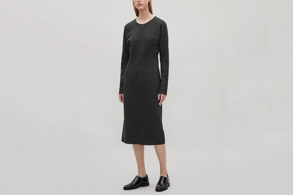 COS Batwing-Sleeved Dress