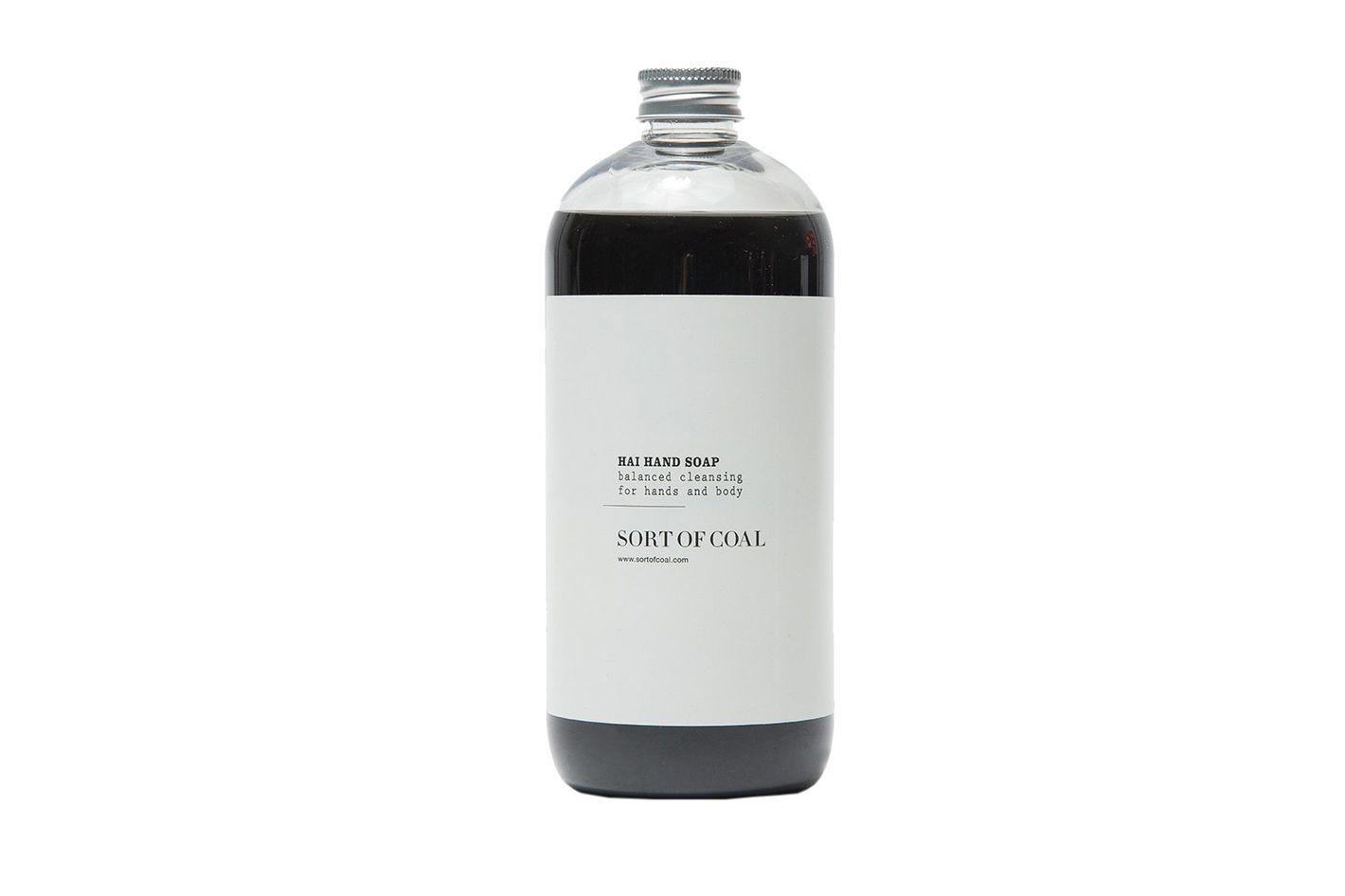 Sort of Coal Liquid Soap