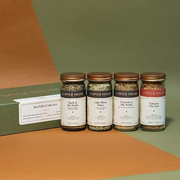 The Spice House Best Sellers Collection