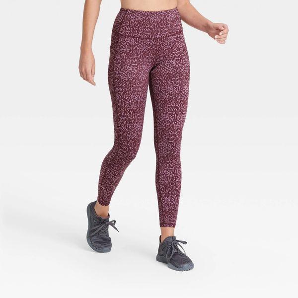 All In Motion Women's Premium High-Waisted Leggings