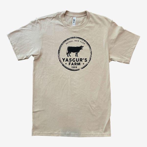 Bethel Woods Yasgur Farm T Shirt