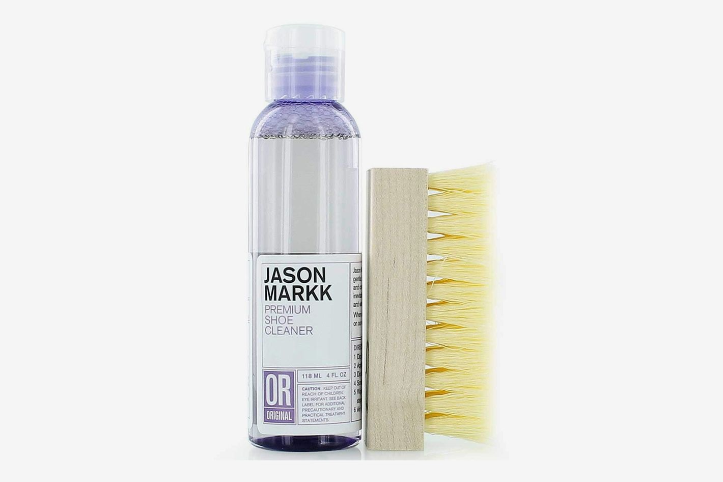 Jason Markk Premium Shoe Cleaner Brush Solution Kits