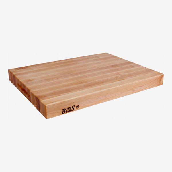 John Boos & Co. Maple Edge-Grain Cutting Board — 24