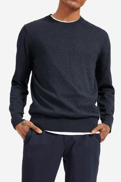 Everlane No-Sweat Sweater
