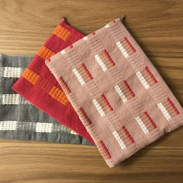Pochette Textile Route Bolé