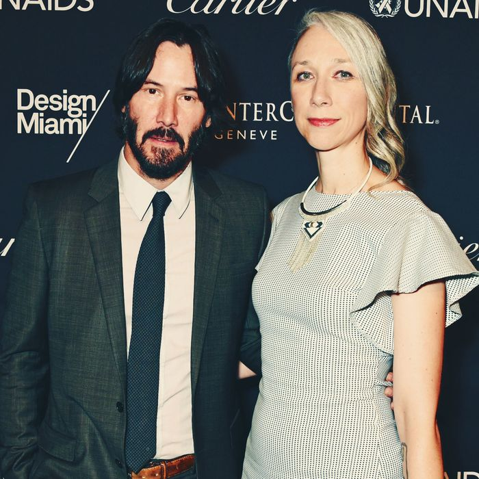 Keanu Reeves, Alexandra Grant Have Dated for Years: Report