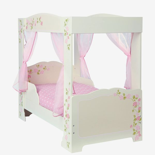 Rose Four Poster Kids Bed
