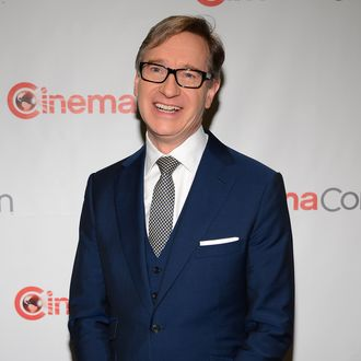 LAS VEGAS, NV - APRIL 18: Director Paul Feig arrives at a Twentieth Century Fox presentation to promote the upcoming film