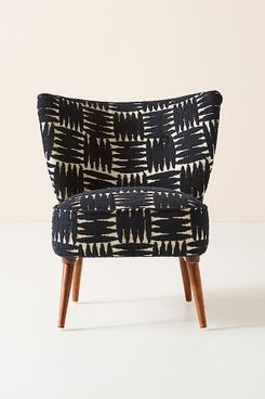 mumbai petite accent chair - strategist best accent chair