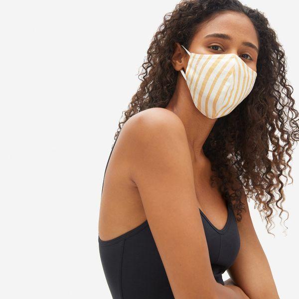 Everlane 100% Human Face Mask 3-Pack
