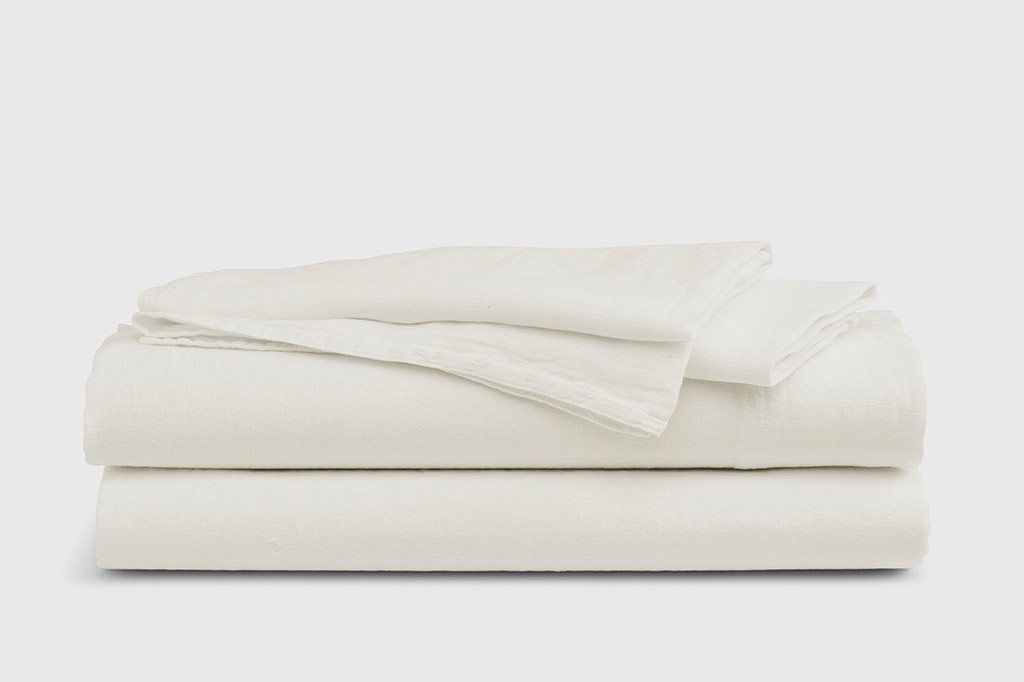Brooklinen Linen Core Sheet Set, Full