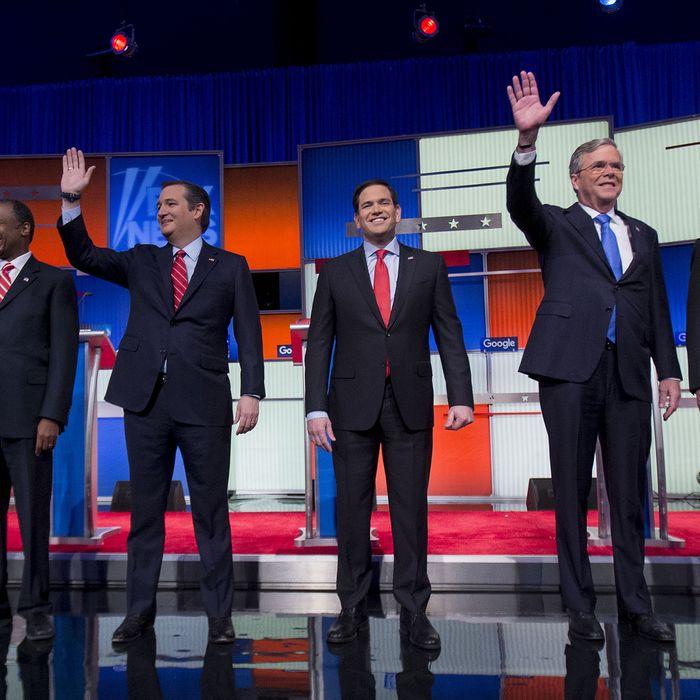 Fox News Sponsors Republican Presidential Candidate Debate Ahead Of Iowa Caucuses