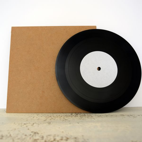 American Vinyl Co. Custom Vinyl Record