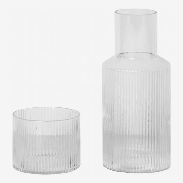 Ferm Living 5447 Ripple Carafe Set