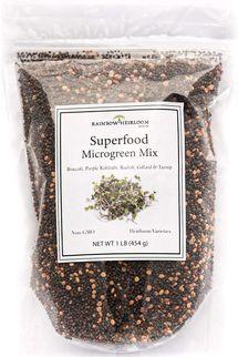 Superfood Microgreen Seeds Mix