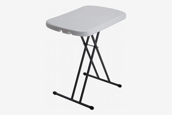 Lifetime 80251 Adjustable Folding Laptop Table