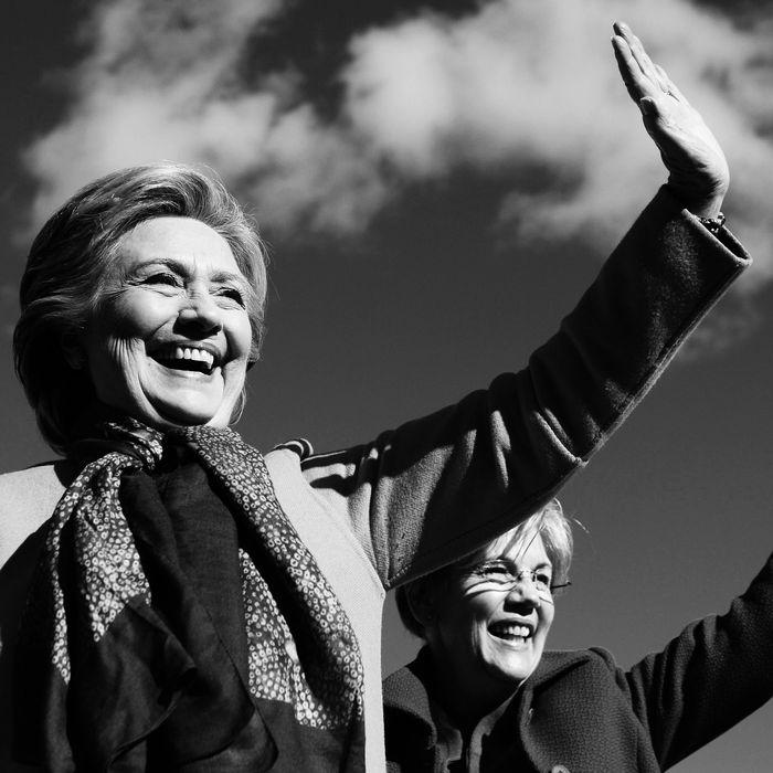 Elizabeth Warren Is Getting Hillary Ed