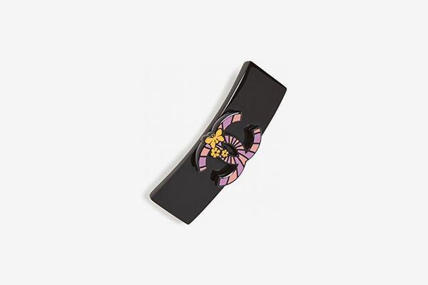 Chanel Acrylic Hair Clip