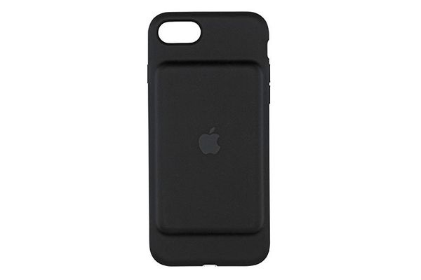 Apple iPhone 7 Smart Battery Case Black
