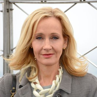 Jk Rowling Writes Antibrexit Essay About Villains Because Hey  Jk Rowling Writes Antibrexit Essay About Villains Because Hey Whatever  Works Proposal Essay Topics Examples also Examples Of Thesis Statements For English Essays  Essays About High School