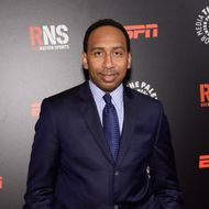 NEW YORK, NY - MAY 28:  Stephen A. Smith attends the Paley Prize Gala honoring ESPN's 35th anniversary presented by Roc Nation Sports on May 28, 2014 in New York City.  (Photo by Jamie McCarthy/Getty Images for Paley Center for Media)