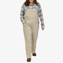 Patagonia Women's All Seasons Hemp Canvas Bib Overalls