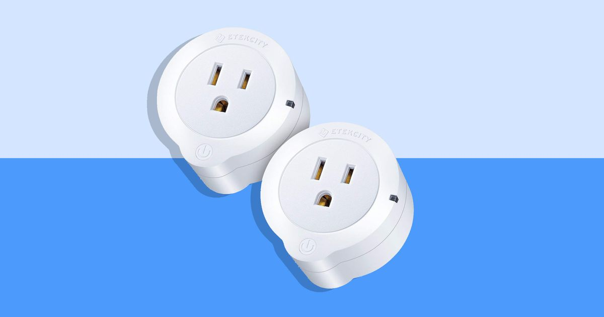 These on-Sale Smart Plugs Will Turn Your House Into a Smart Home for Just $20