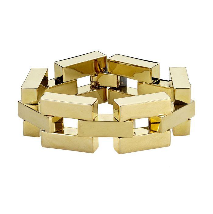 Chain Bracelet, $120 at Whistles.