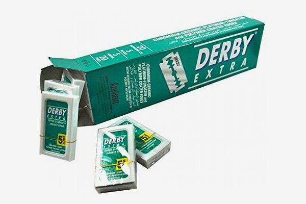 Derby Extra Double Edge Razor Blades (50 Count)