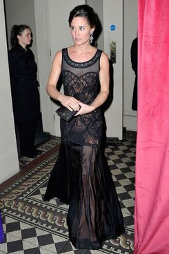 Pippa Middleton attends the Sugarplum Ball at One Mayfair on November 20, 2013 in London, England.