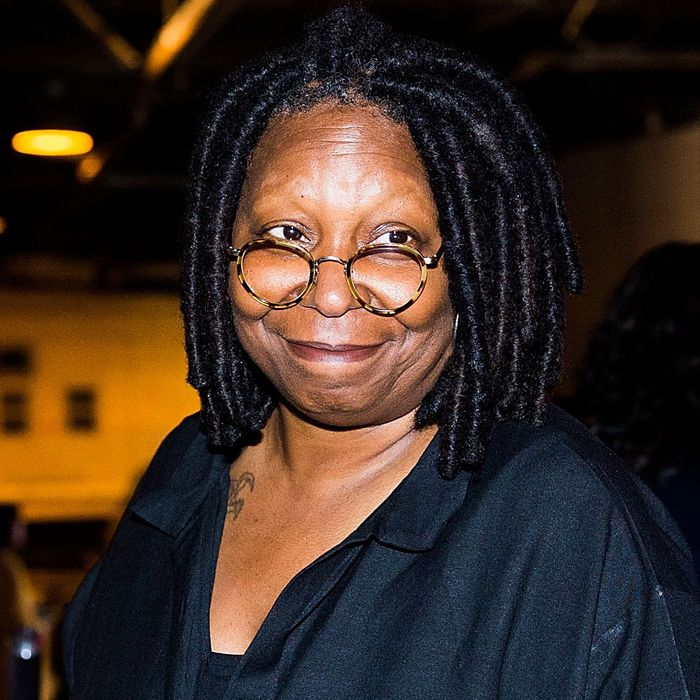 whoopi goldberg is done with marriage