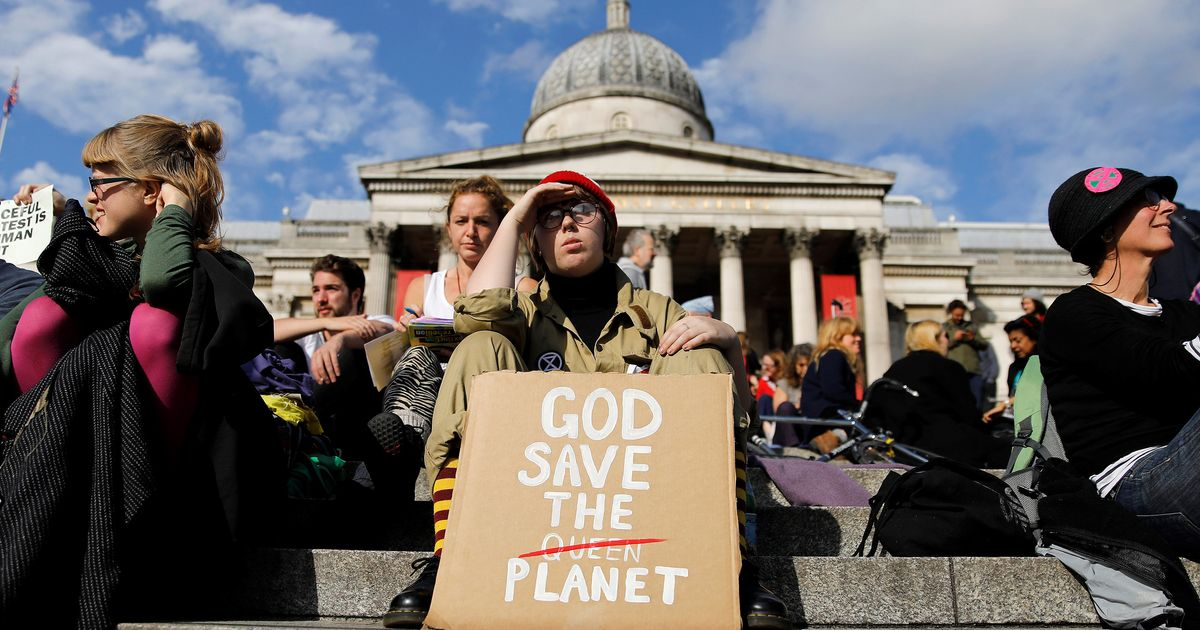 Extinction Rebellion and the Birth of a New Climate Politics