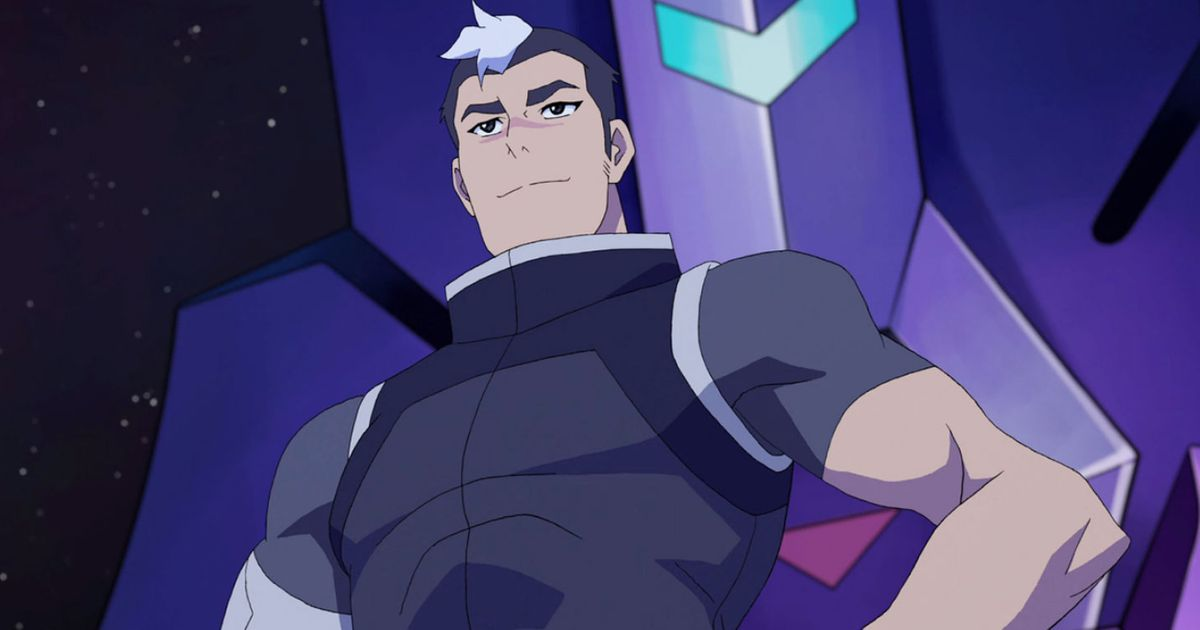 Voltron: Legendary Defender Had a Gay Character All Along