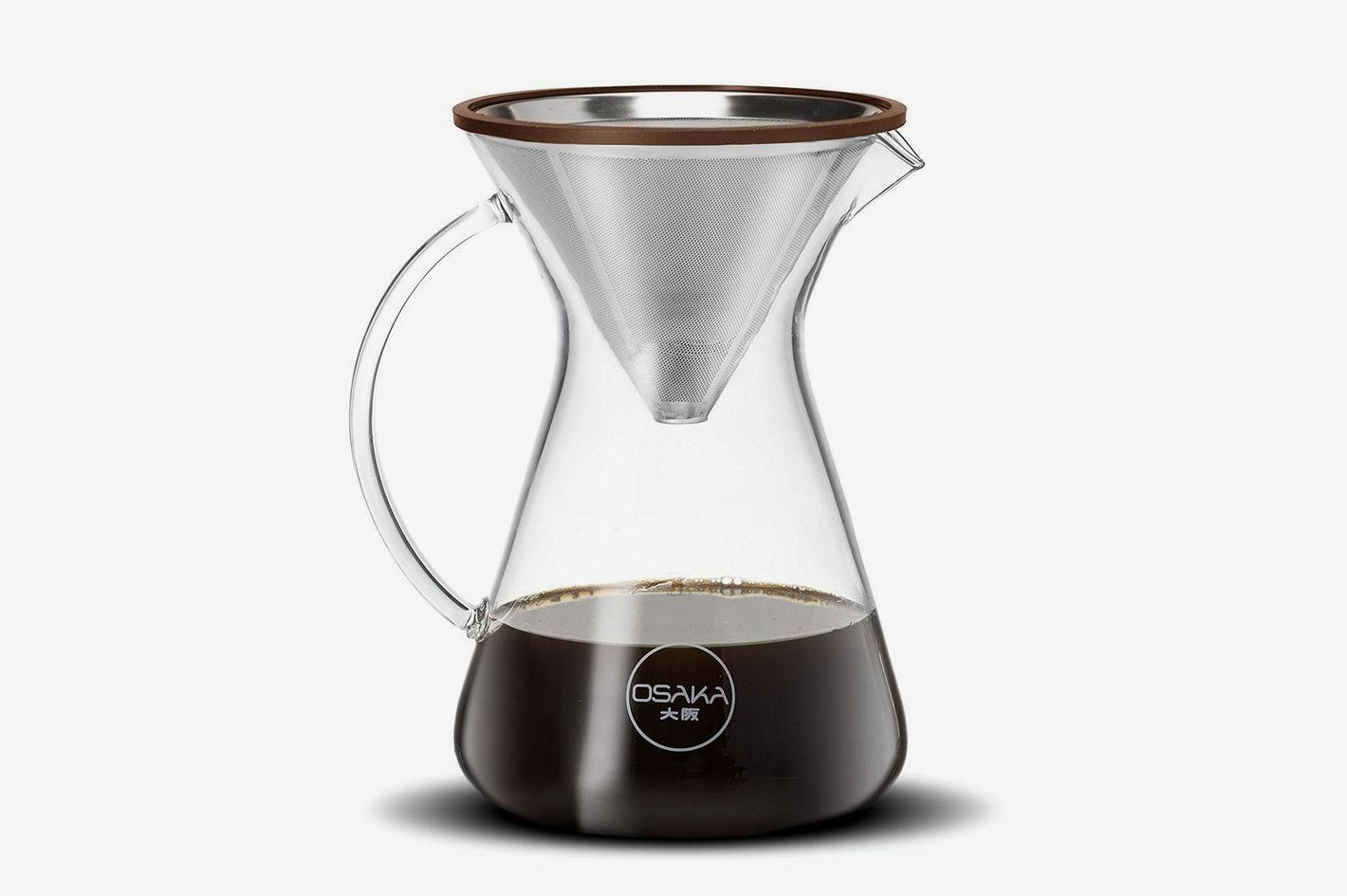 Osaka Pour-Over Coffee Brewer