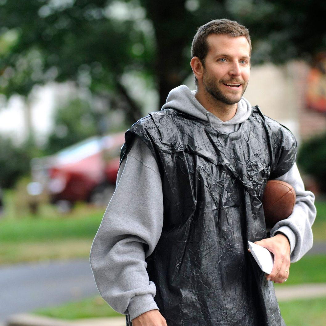 BRADLEY COOPER stars in THE SILVER LININGS PLAYBOOK