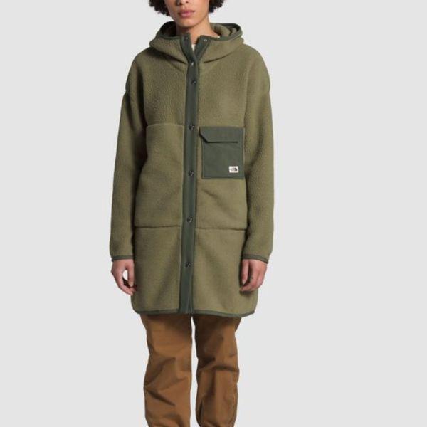 The North Face Women's Cragmont Fleece Coat