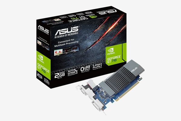 Asus GeForce GT 710 2GB GDDR5 HDMI VGA DVI Graphics Card
