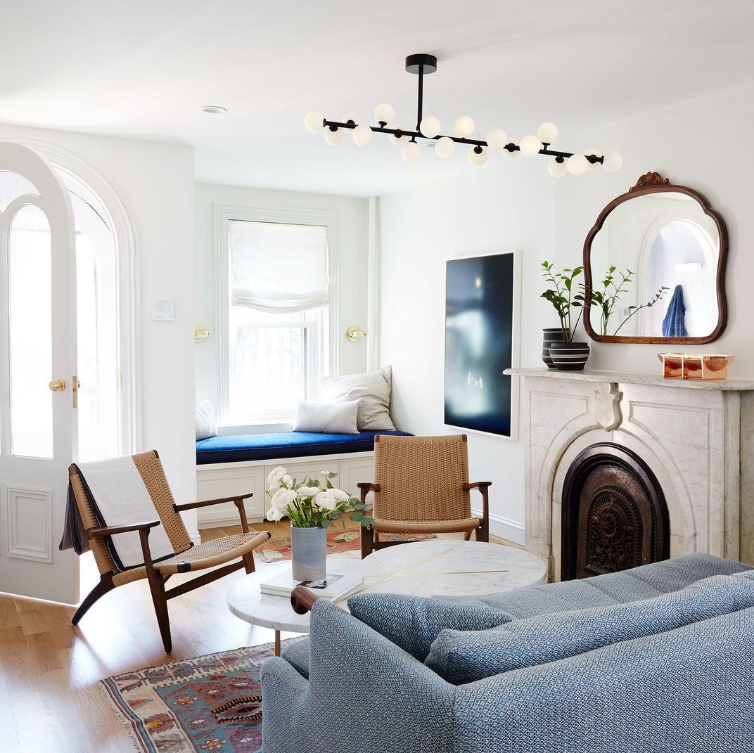 11 X 10 Bedroom Ideas: This Airy Townhouse Is Actually Only 11 Feet Wide