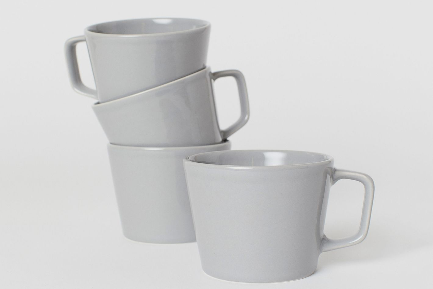 4-pack Ceramic Cups