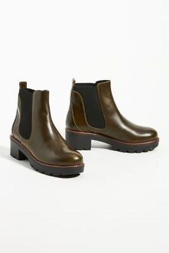 Anthropologie Dale Chelsea Boots
