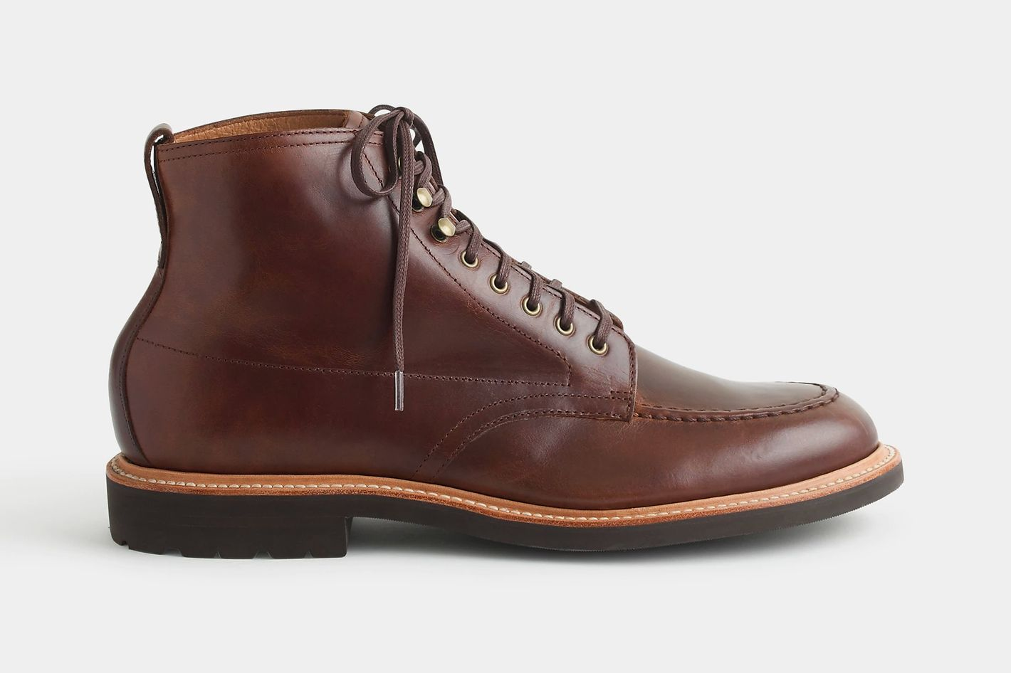 Kenton leather boots