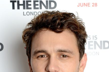 "Actor James Franco attends the ""This Is The End""  Special Screening at the Charlotte Street Hotel on June 25, 2013 in London, England."