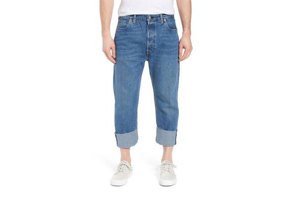Levi's Straight Leg Jeans
